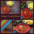 Happy Cinco de Mayo, May 5th — Stock Photo #44161227