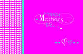 Mothers Day Wallpaper — Stock Photo