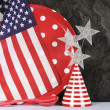 Happy Fourth of July Party Preparation. — Stock Photo #46563563