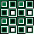 Fashion pattern with squares - Imagen vectorial