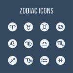 Zodiac signs — Stock Vector #33697933
