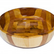 Wooden bowl - Stock fotografie