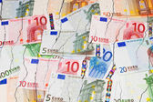 Euro currency — Stockfoto