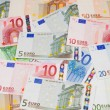 Euro currency — Stock Photo