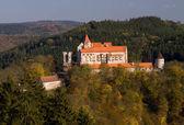 Pernstejn castle — Stock Photo