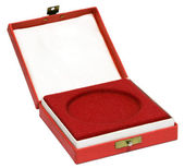 Medal box — Stock Photo