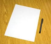 Carta — Foto de Stock