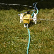 Lawn Sprinkler — Stock Photo #31031813