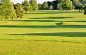 Scenic Golf Course Vistas — Stock fotografie