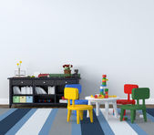 Playroom — Stock Photo