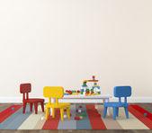 Playroom — Stock Photo