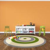 Kidsroom — Stockfoto