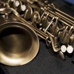 Music: Saxophone — Stock Photo