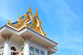 Ubosot2 in Temple of The Wat Rhai Pa, Trat, Thailand — Stock Photo