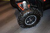 Jeep wheel2 — Stock Photo
