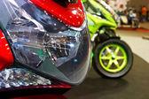 バイク lamp3 — ストック写真