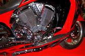 Chopper engine — Stockfoto