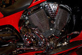 Chopper engine3 — Stockfoto