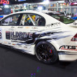 Honda Civic show at the second Bangkok international auto salon — Stock Photo