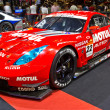 Постер, плакат: NISSAN FAIRLADY Z show at the second Bangkok international auto