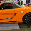 Stock Photo: PORSCHE MIRAGE GT show at second Bangkok international auto
