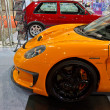 PORSCHE MIRAGE GT  show at the second Bangkok international auto — Stock Photo