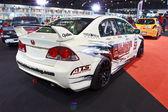 Honda Civic show at the second Bangkok international auto salon — Stock Photo