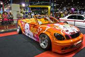 TOYOTA ARISTO show at the second Bangkok international auto sal — Stock Photo