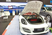 PORSCHE BOXSTER show at the second Bangkok international auto — Stock Photo
