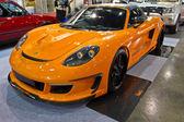 PORSCHE MIRAGE GT show at the second Bangkok international auto — Stock Photo