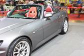 HONDA S2000 show at the second Bangkok international auto salon — Stock Photo