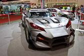 MAZDA RX-7 HARAMEKI show at the second Bangkok international aut — Stock Photo