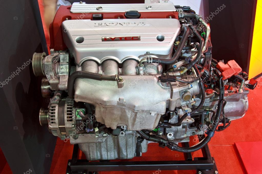 двигатели honda i-vtec
