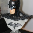 A model of the character Batman from the movies and comics 2 — Stock Photo #46395263