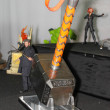 A model of the Thor Hammer from the movies and comics — Stock Photo #46395313