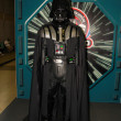 A model of the character Darth Vader from the movies and comics — Stock Photo #46395963