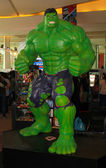 A model of the character Hulk from the movies and comics 2 — Stock Photo