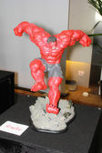 A model of the character Hulk from the movies and comics 3 — Stock Photo