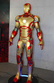 A model of the character Iron Man from the movies and comics 12 — Stock Photo
