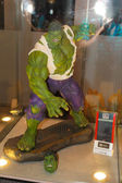 A model of the character Hulk from the movies and comics 5 — Stock Photo