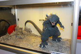 A model of the character Godzilla from the movies and comics 2 — Stock Photo