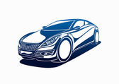 Automobile vector — Stock Vector
