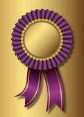 Vector medal — Stock Vector