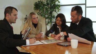 Corporate Meeting — Stock Video