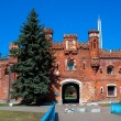 Brest fortress — Stock Photo
