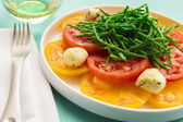 Hawaiian Caprese Salad — Stockfoto