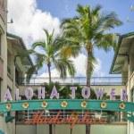 Aloha Tower Marketplace — Stock Photo