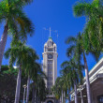 Aloha Tower — Stock Photo