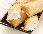 Haupia Pastries — Stock Photo