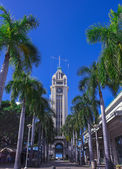 Aloha tower — Stockfoto